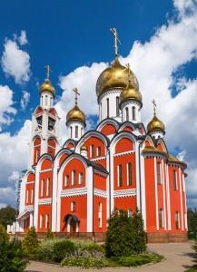 Георгиевский собор г. Одинцово